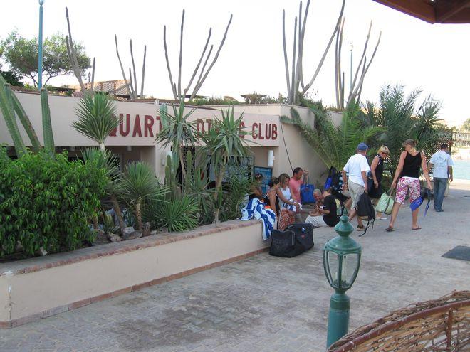 Club Aquarius Hurghada